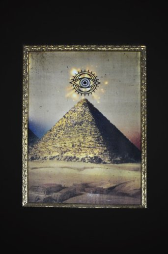 "Riddle ""Pyramid of Light"""
