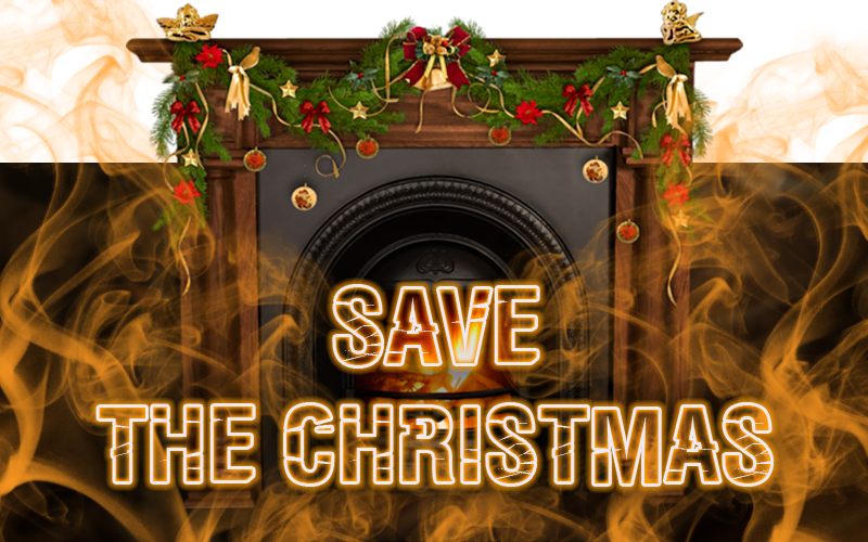 "<span style=""font-weight: bold;"">Save the Christmas</span>&nbsp;"