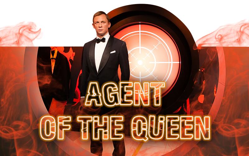 "<span style=""font-weight: bold;"">Agent of the Queen</span>"