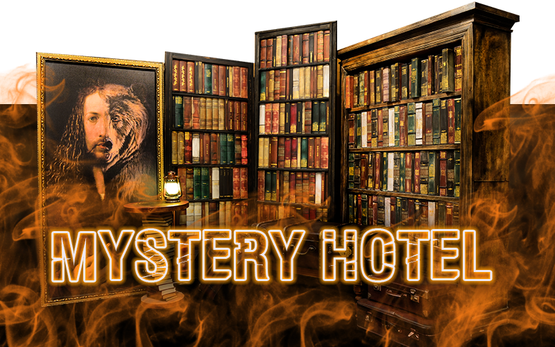 "<span style=""font-weight: bold;"">Mystery Hotel&nbsp;</span><br>"