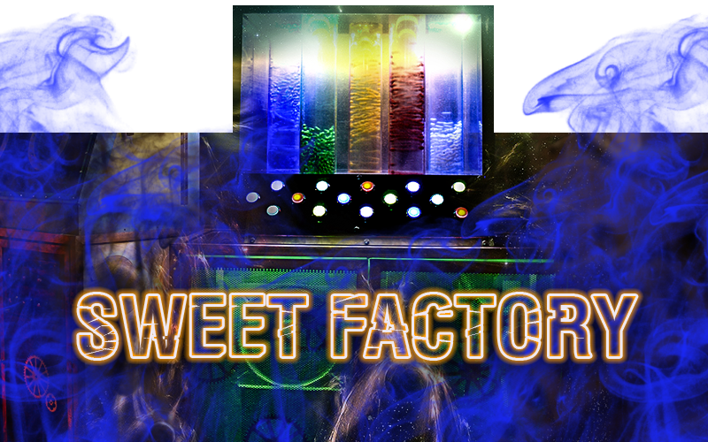 "<span style=""font-weight: bold;"">Sweet Factory</span>"