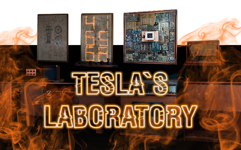 "<span style=""font-weight: bold;"">Tesla`s Laboratory</span>&nbsp;"