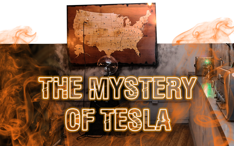 "<span style=""font-weight: bold;"">The Mystery of Tesla</span>"