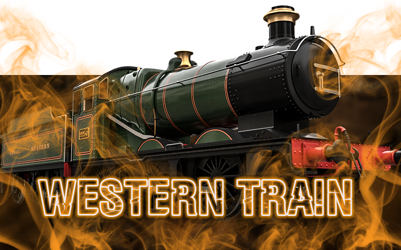 "<span style=""font-weight: bold;"">Western train&nbsp;</span>"
