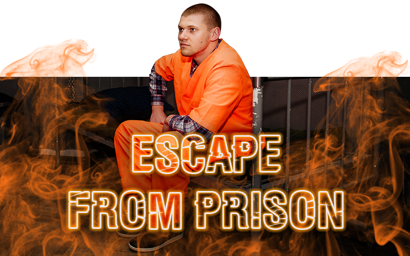 "<span style=""font-weight: bold;"">Escape from Prison&nbsp;</span>"