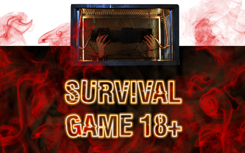 "<span style=""font-weight: bold;"">Survival game&nbsp;18+</span>"